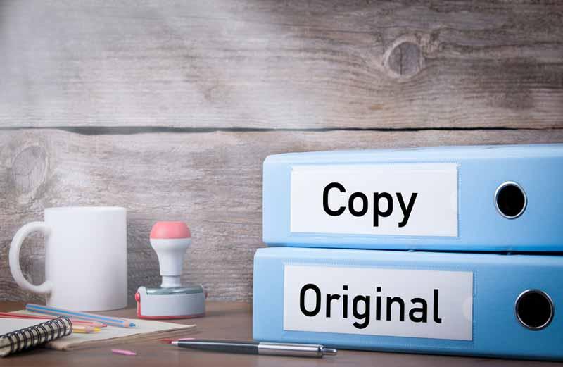 Recycler les originaux pour de nouvelles propositions commerciales